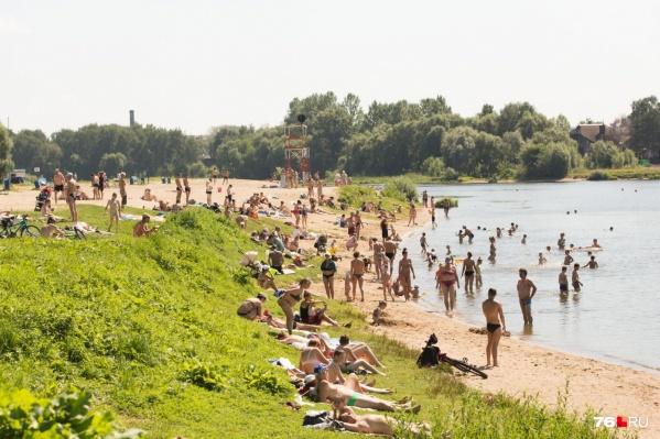 Вода на Центральном пляже тоже опасна для здоровья