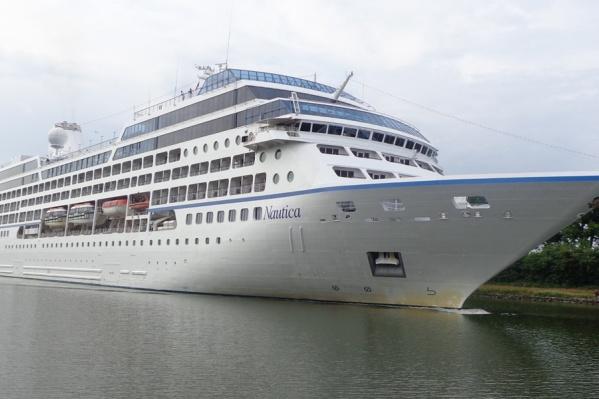 На борту лайнера приедут более шести сотен человек