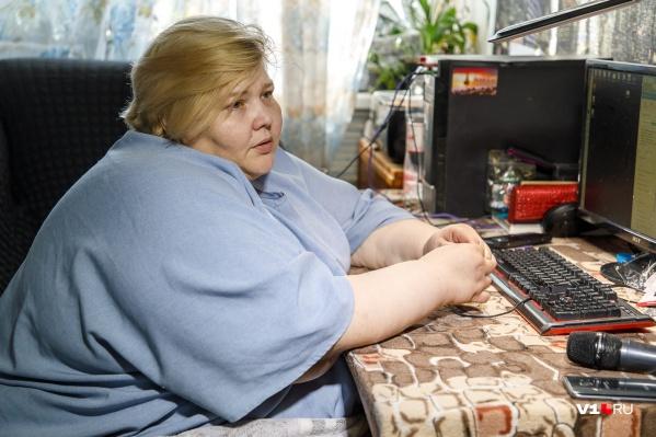Всю жизнь Наталья Руденко воюет против лишнего веса