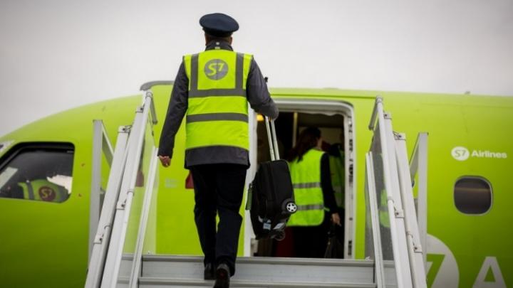 Аэропорт Томска парализован из-за проблем во время посадки: самолёты отправили в Новосибирск