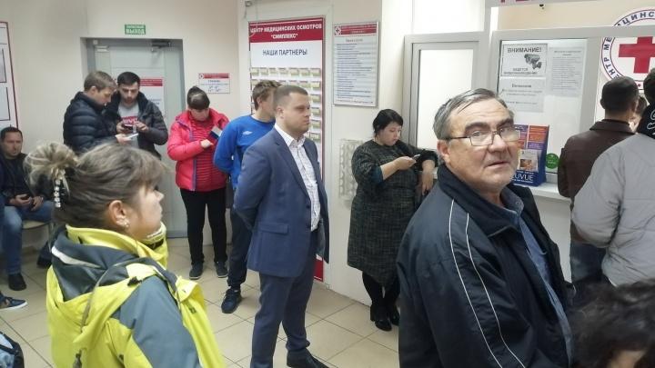 В очередь? Что происходило в Ростове из-за новости о подорожании медсправок для водительских прав