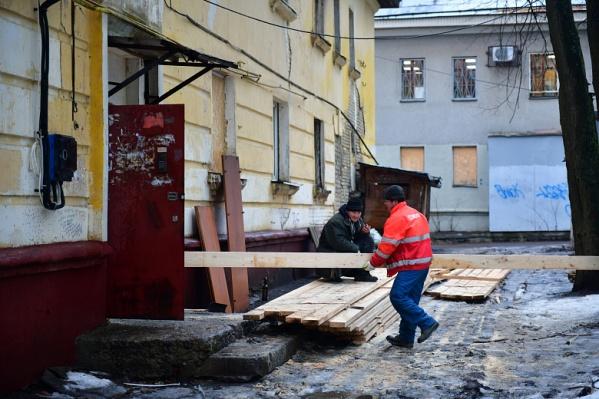 Ярославцы рассказали, что с них требуют деньги за ремонт