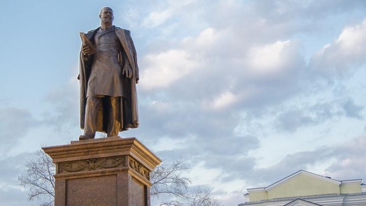 Сквер в центре Челябинска предложили назвать в честь российского реформатора