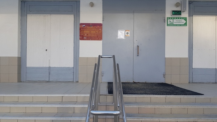 «Видимых повреждений не было»: в гимназии Волгограда закрыли спортзал, где вчера пострадала ученица