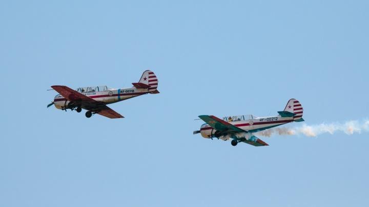 Авиашоу и полет на воздушном шаре: самарцев зовут на традиционный фестиваль в Бобровке