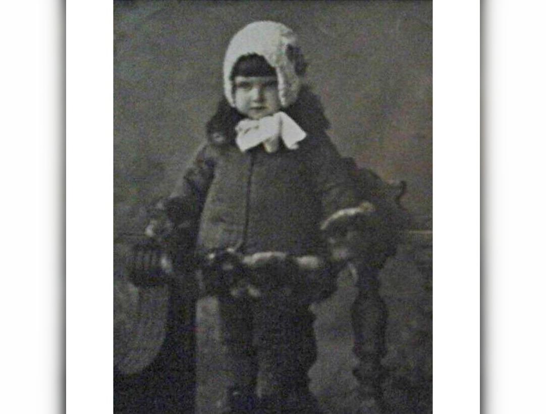 Фото Натальи Некрасовой в детстве