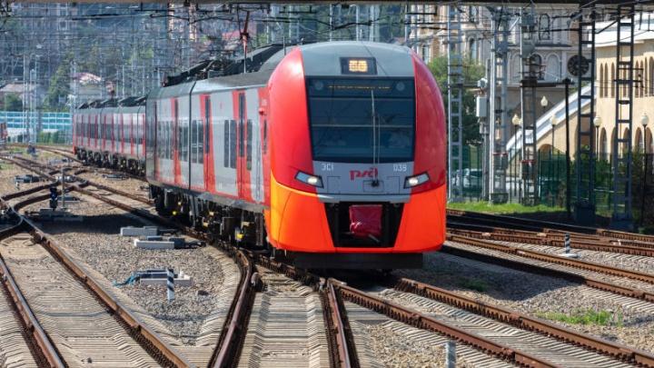 Скоростной поезд «Ласточка» начнёт ходить в Пермском крае с 1 ноября 2018 года