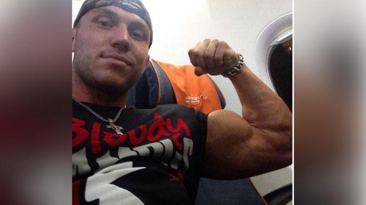 Пермский бодибилдер Павел Гец:«Все, кроме стюардессы поняли, что взрыв самолёта — это шутка»