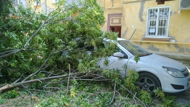МЧС предупреждает: на Ростовскую область надвигается сильный шторм
