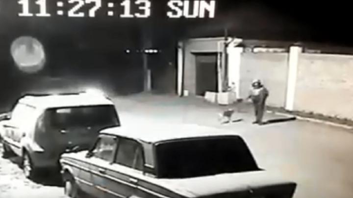 В посёлке Рыбачий водитель сбил местного жителя и скрылся