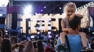 500 участников и 47 тысяч гостей: вспоминаем самые яркие моменты фестиваля «Берег-2019» в Волгограде