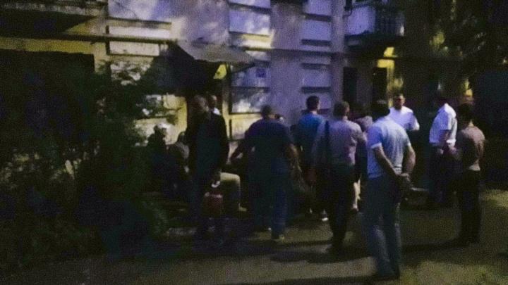 Страшный пожар на Свердлова: один человек погиб, трое пострадали