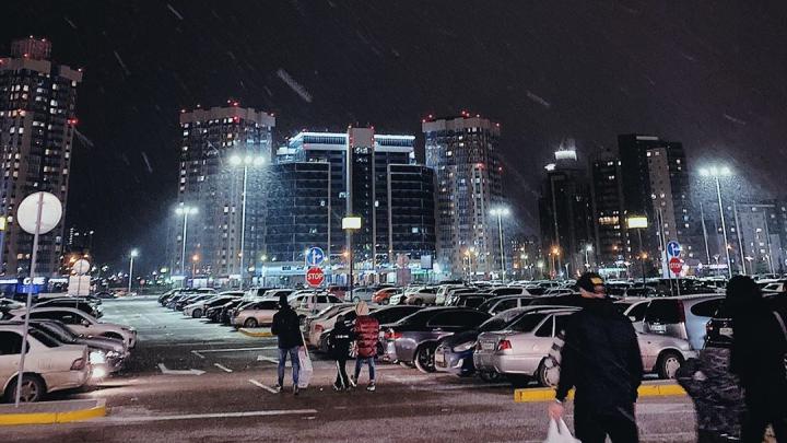 «Сломать корку льда и оставить след»: 5 причин радоваться выпавшему снегу в Красноярске