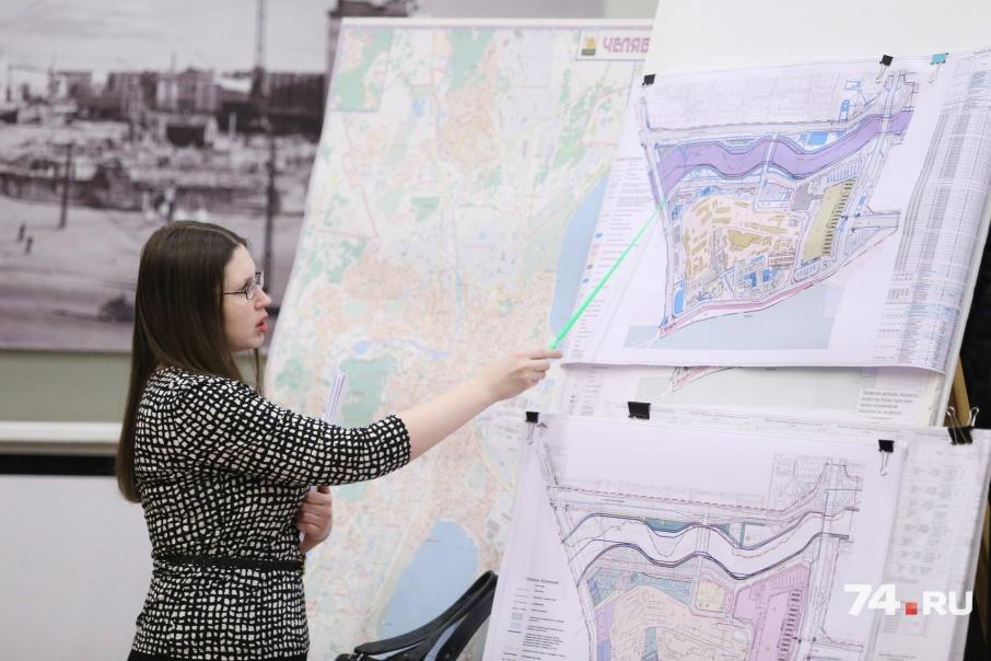 В проекте предусмотрена вторая очередь ТРК, но планов по её строительству пока нет