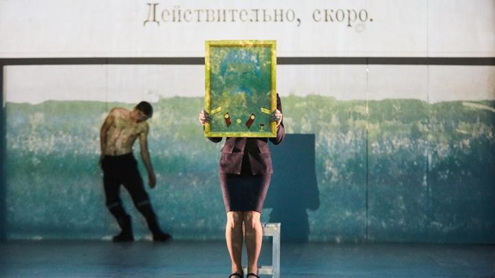 Создатели двух новосибирских спектаклей сразятсяза главную театральную премию страны