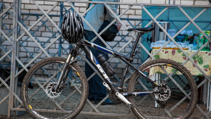 В Архангельске задержали подозреваемого в серийных кражах велосипедов