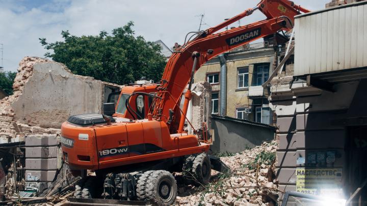 От любимого дела до депрессии один шаг: краевед — о состоянии ростовской архитектуры