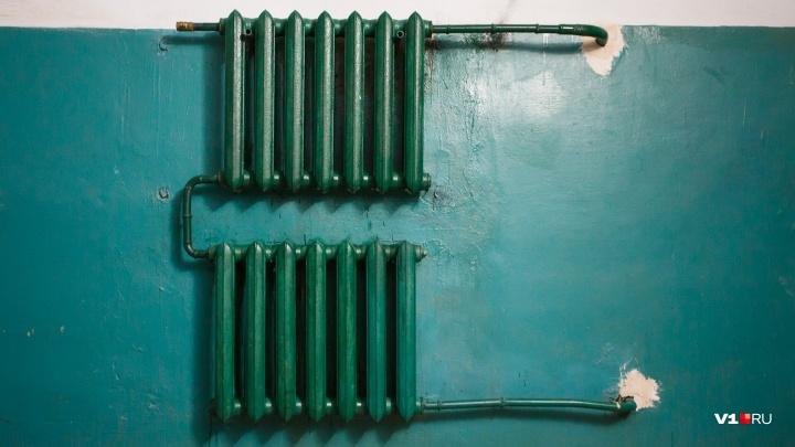 «Будет ядрено-зеленой»: из батарей волгоградских воришек потечет яркая вода