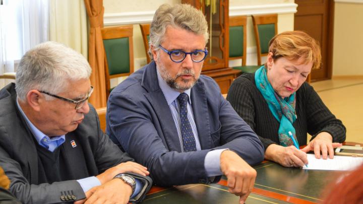 Пермь посетили итальянские онкологи. Они дали советы, как исправить ситуацию с раком в Прикамье