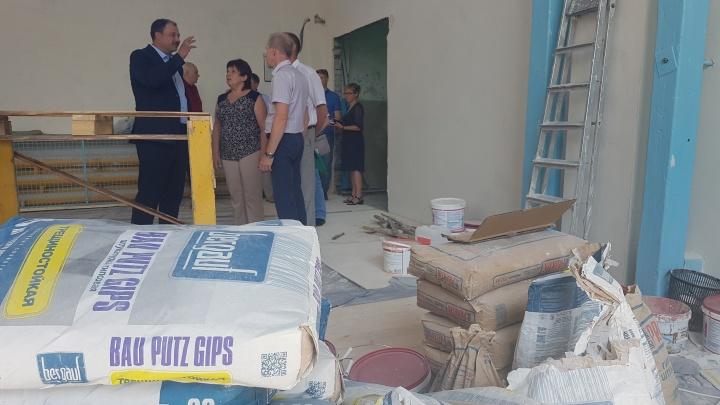 «Огромная сумма, но мы пошли на это»: в Кургане ремонтируют 50 объектов для детей на 176 млн рублей