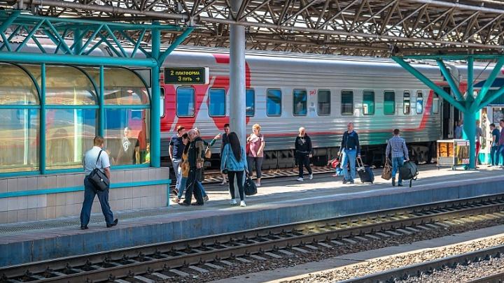 В Самарской области изменили расписание электричек