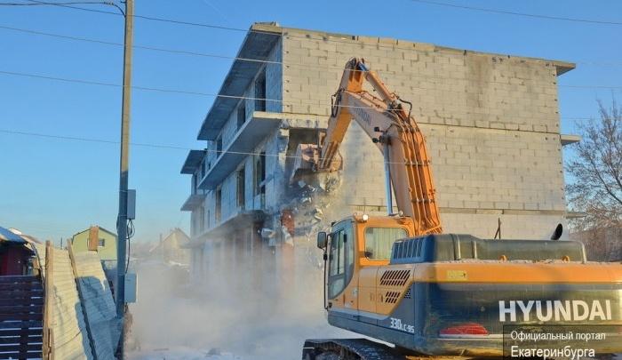 В Екатеринбурге отправили в колонию застройщика, возводившего многоэтажки в частном секторе