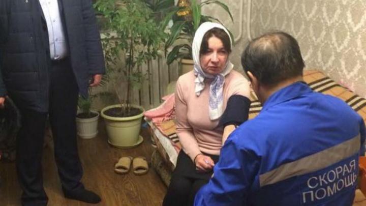 Супруге погибшего на шахте в Соликамске уфимца потребовалась помощь врачей
