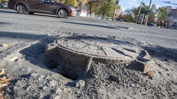 «Семь лет простоят»: главный дорожник Челябинска высоко оценил ремонт городских улиц
