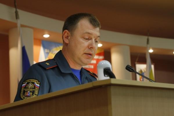 Вячеслав Бутко приехал на Дон из Ивановской области