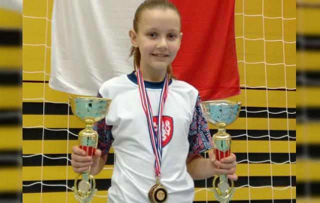 12-летняя девочка из Уфы прославила Чешскую команду по ушу