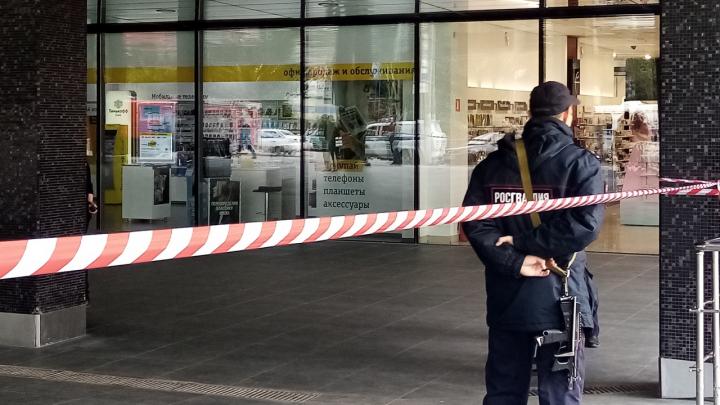 В Волгограде эвакуировали три торговых центра и чиновников: лжеминирования не подтвердились