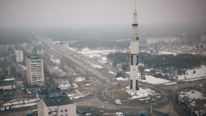«Сравним шаттл с хрущёвкой»: нижегородские компьютерщики сняли видео о ракетах на улицах Дзержинска