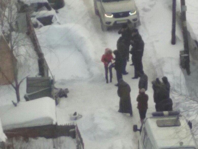 Влевобережье Новосибирска отыскали труп 46-летней женщины