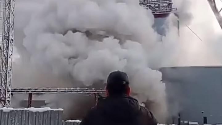 Спешили сдать шахтный ствол? Член Горного совета РФ— о причине пожара на руднике в Соликамске