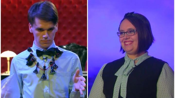 Два уральских экстрасенса стали учениками мистика в проекте «Школа экстрасенсов» на ТНТ