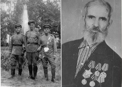 Иван ЕвдокимовичЗагайнов участвовал в одном из кровопролитнейших боев — взятии Кёнигсберга
