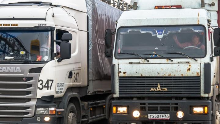 В Самарской области сняли ограничения движения на трассе«Подъезд к Оренбургу»