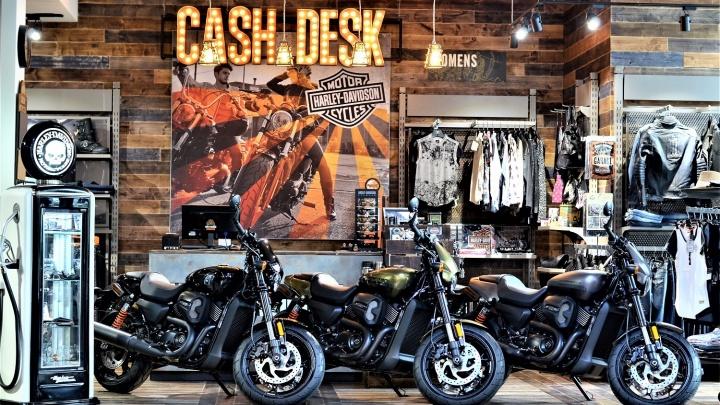 В салоне «Harley-Davidson Красноярск» появился самый доступный «Харлей» за 660 тысяч рублей