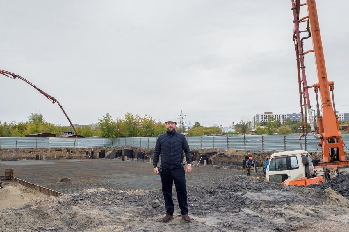 Денис Левин уже успешно развивает один проект в сфере банной культуры в Новосибирске и готовит к запуску следующий