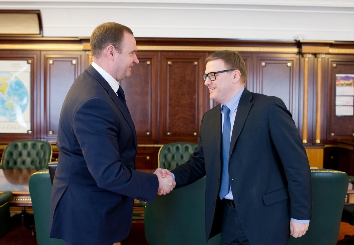 Андрей Сергеев стал первым в очереди к Алексею Текслеру из начальников областных силовых ведомств