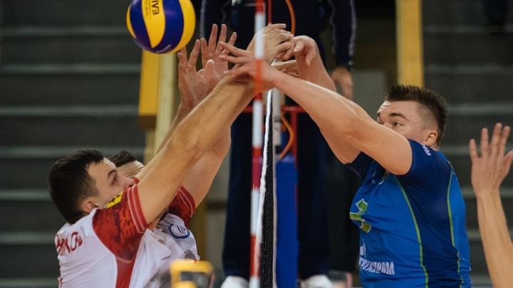 Россия впервые примет чемпионат мира по волейболу