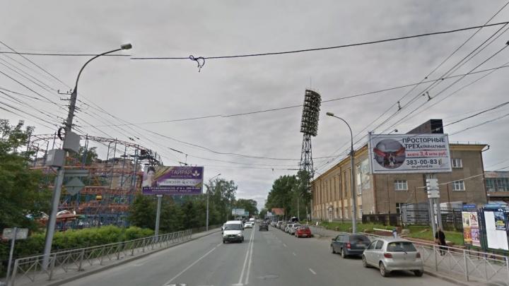 Коммунальщики полностью перекроют улицу Фрунзе около Центрального парка