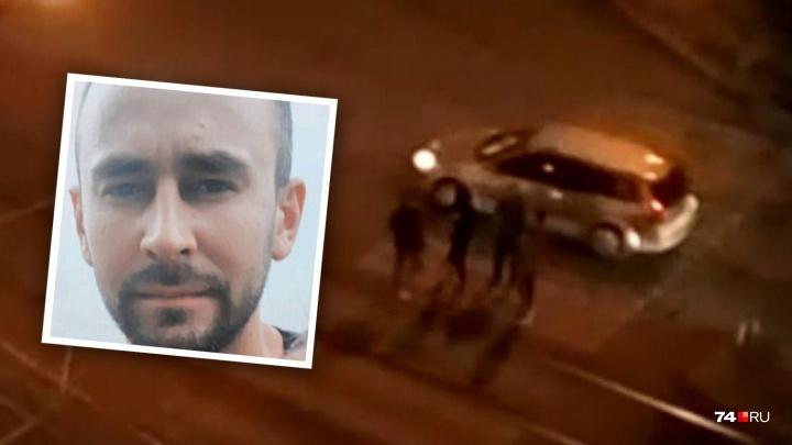 «Он ездил к сестре»: избиение челябинца школьниками, после которого он скончался, попало на видео