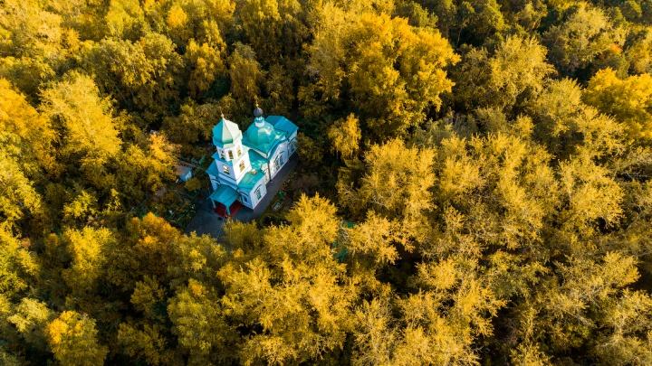 «С высоты город похож на кадры из компьютерной игры»: Тюмень глазами известного фотографа
