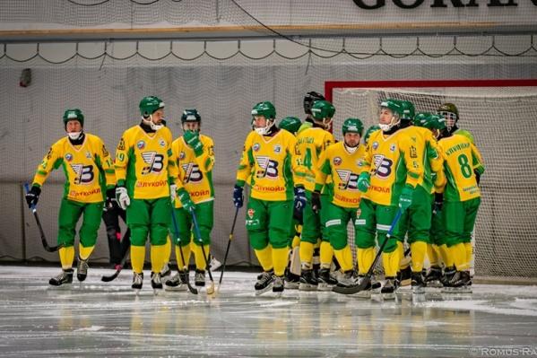 Команда отправляет на следующий турнир — в Юсдаль