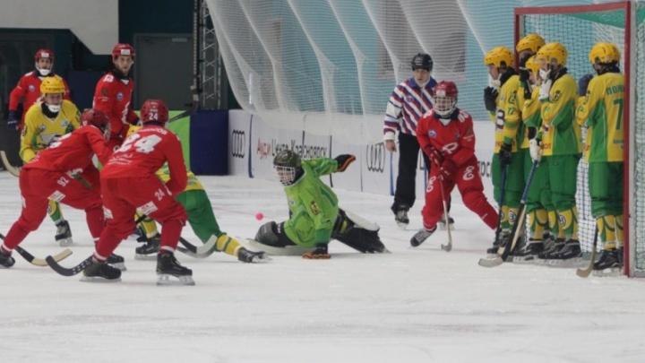 «Все решилось в последние минуты»: ХК «Енисей» обыграл ключевого соперника в чемпионате России