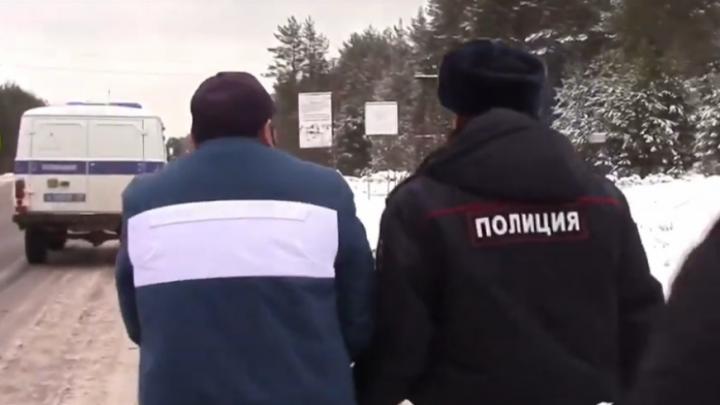 «Знал, что Николай его убьет»: видео СК РФ с показаниями обвиняемого в убийстве по найму в 2006 году