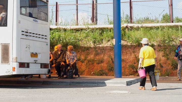 Руководителям челябинских садов пригрозили сокращением автобусов из-за разбитых дорог