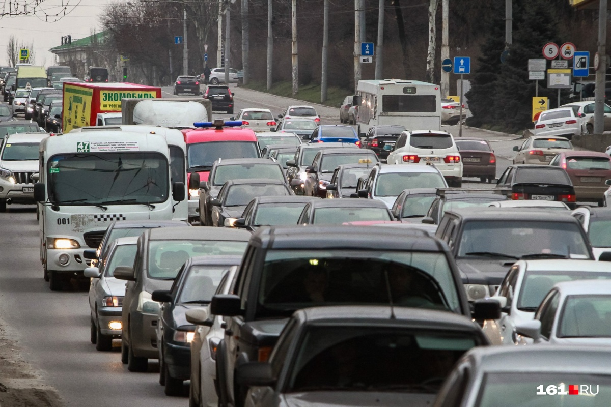 Планируется строительство многоуровневой развязки с улицей Доватора