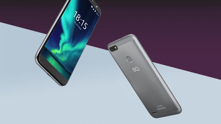 В линейке BQ Strike снова пополнение— российский бренд представил новый смартфон